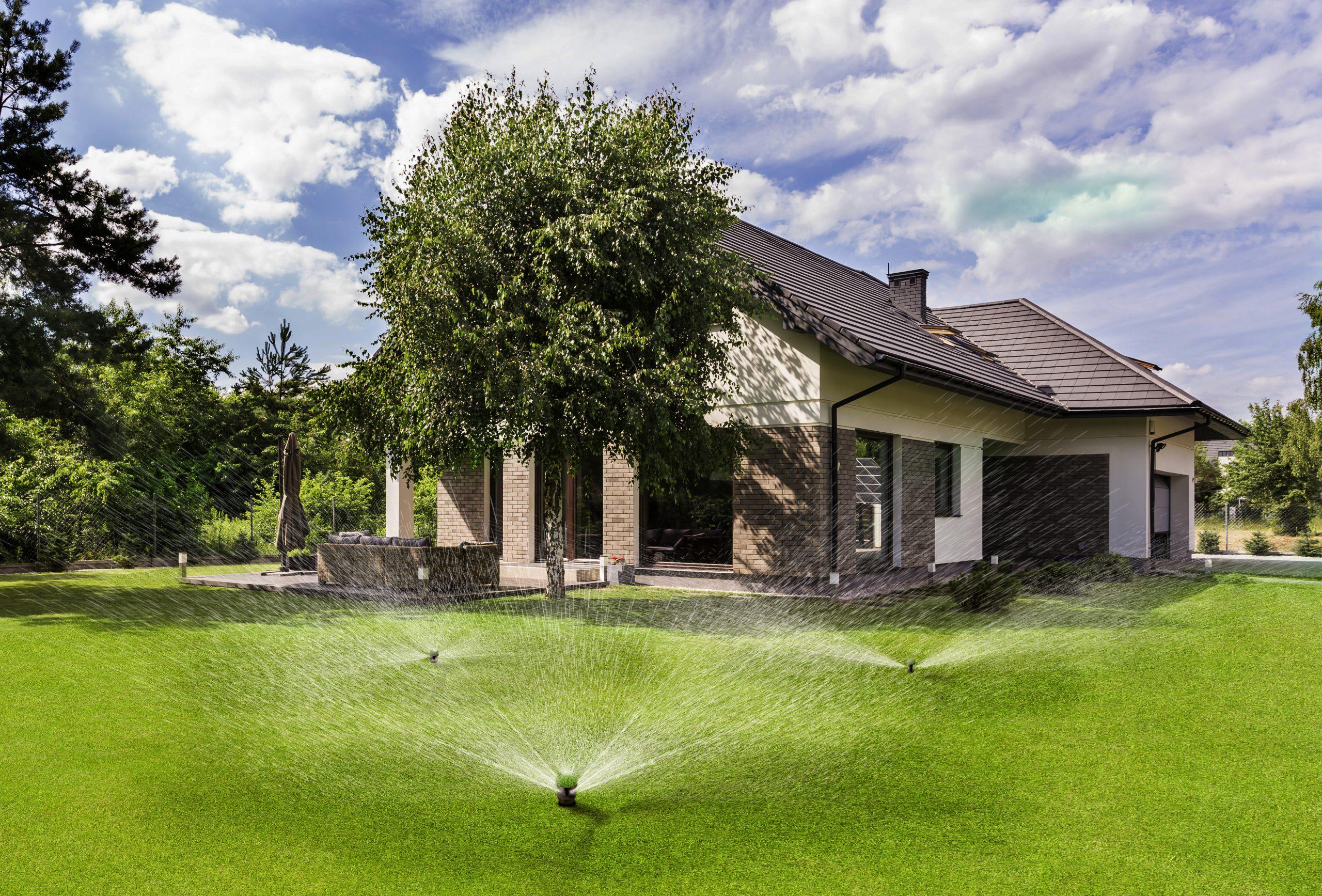 Uvođenje kućne automatizacije vrta i okućnice
